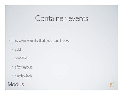extjs layout event ext js 4 0 components and layouts
