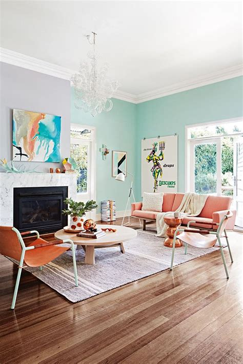 cool ways to use paint pastels living rooms and room