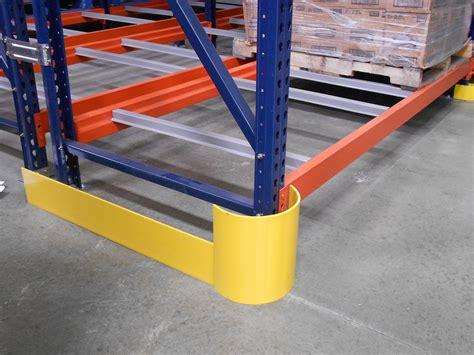 end of aisle protectors warehouse rack shelf