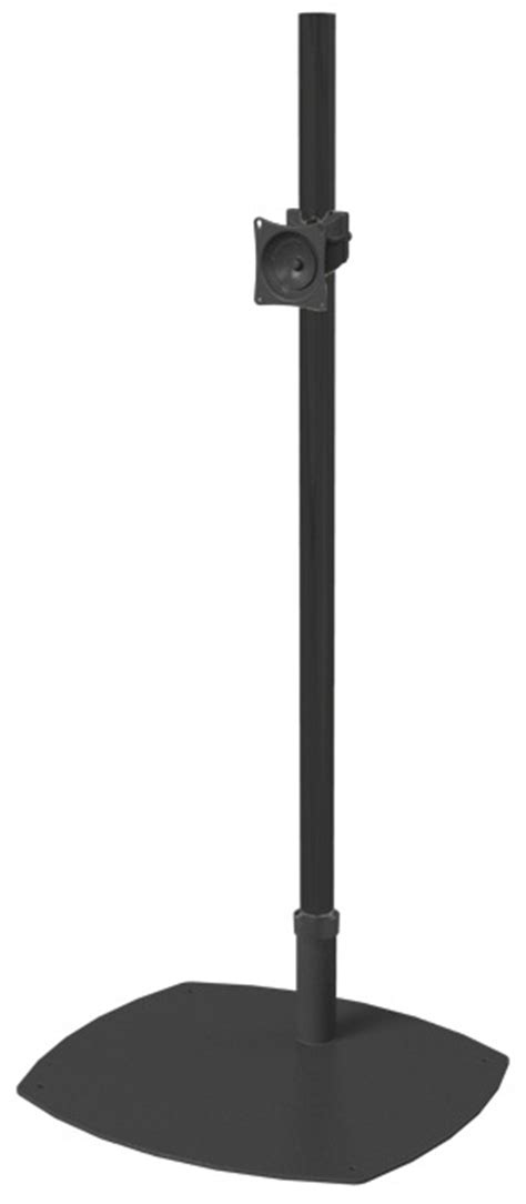 Floor Standing Tv Mount by Premier Mounts Single One Pole Plasma Lcd Led Tv Monitor