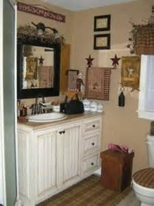 Primitive bathrooms on pinterest primitive bathroom decor bathroom