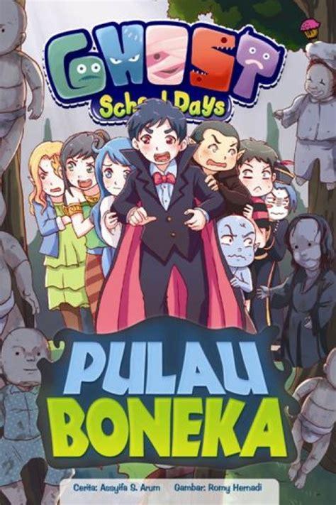 Komik Ghost School Days Dadakan bukukita komik ghost school days pulau boneka