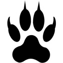 Jaguars Paw Jaguar Paw Print Clipart Cliparts And Others Inspiration