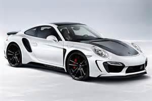 Porsche 911 Bodykit Porsche 911 Turbo Kit By Topcar