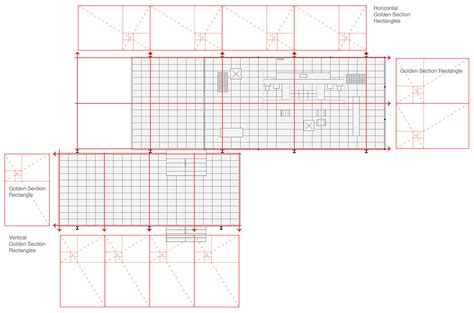 farnsworth house floor plan der rohe s farnsworth house geometric analysis on behance