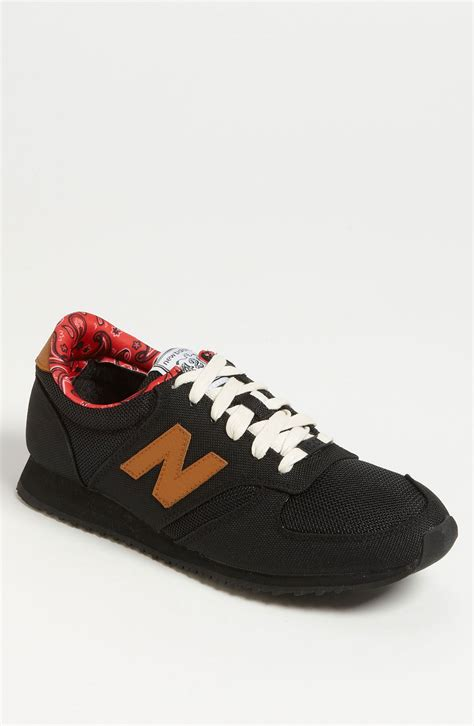 new balance 420 sneakers new balance herschel supply co 420 sneaker in black
