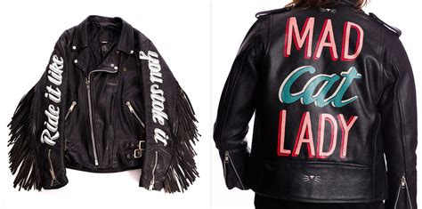 Customized Jacket Laurie Custom Leather Cool