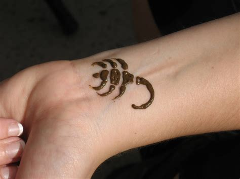 scorpion henna tattoo designs scorpion henna scorpion hennas and