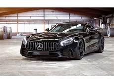 Mercedes-Benz AMG GT Blue