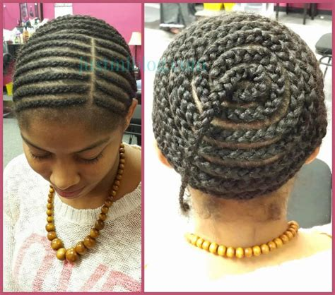 the braid structure for a full sew in with a lace closure the finished product girls night