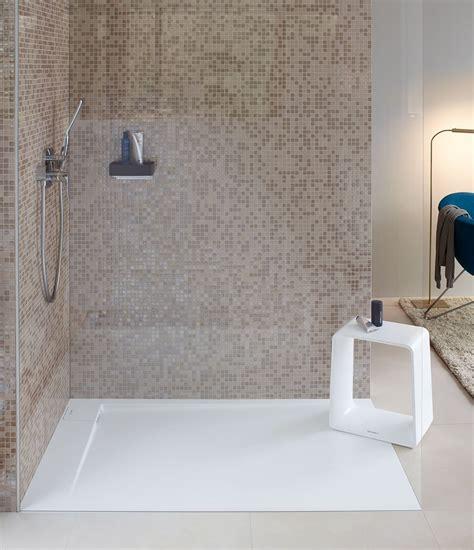 doccia a filo piatti doccia a filo per un bagno trendy cose di casa