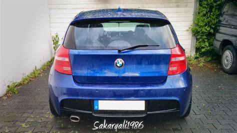 Bmw 1er M Sportpaket Blau by Bmw E87 118d M Paket Le Mans Blau 1er Bmw E81 E82