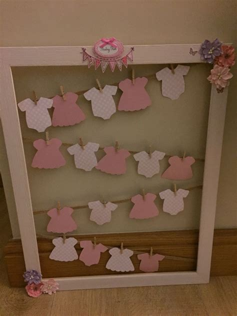 Baby Shower For Guest by 25 Best Ideas About Baby Shower Guestbook On
