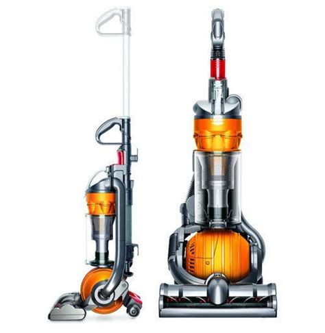 Dyson Floor Cleaner by Dyson Dc24 Multi Floor Bagless Small Upright Vacuum Cleaner Cleaned