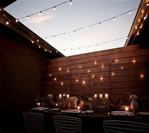 outside patio string lights stringing lights patio home design ideas and pictures