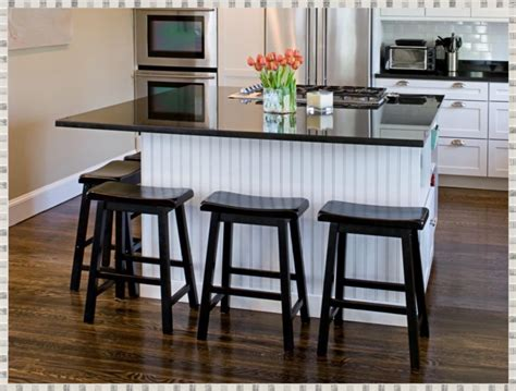 free standing kitchen island with breakfast bar free standing kitchen islands loccie better homes