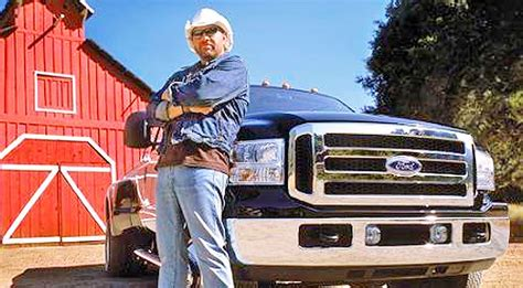 toby keith ford truck man 5 the time he was a ford truck man country rebel