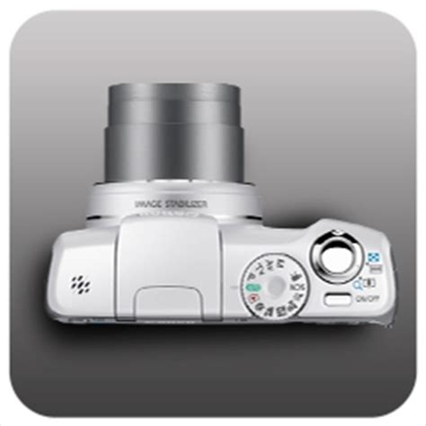 canon powershot sx110 is digital camera black 3.0