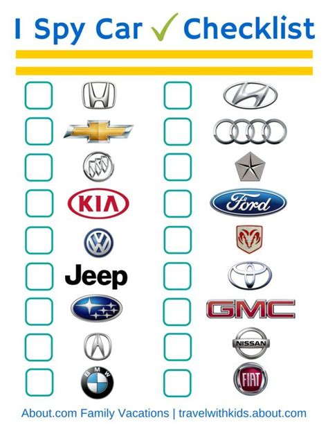 printable games for in the car 17 best images about free car travel printables on