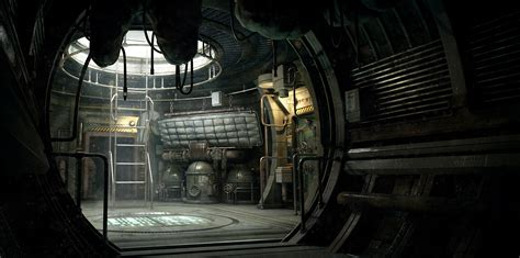 space station interior concept art pics about space dead space 3 interior by beat reichenbach sci fi