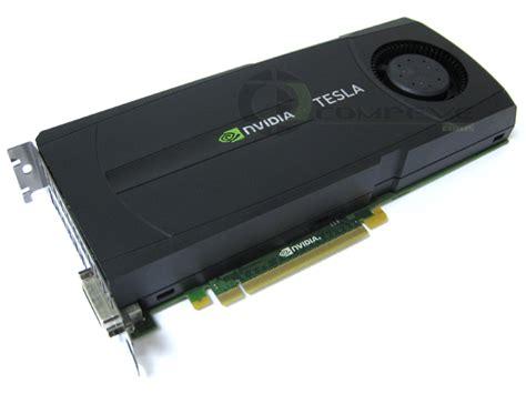 nvidia tesla c2050 3gb gddr5 pcie x16 gpu computing module