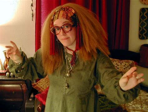 Harry Potter Professor Trelawney Promo Professor Trelawney Costume Costumes