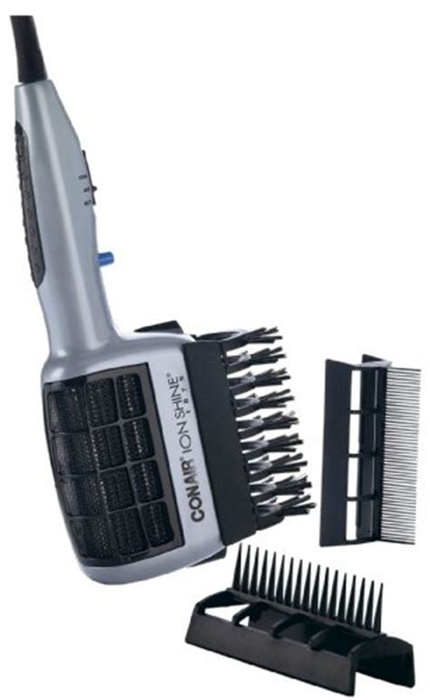 Conair Hair Dryer Brush Attachment cheap hair dryer with comb