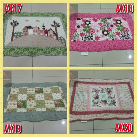 Karpet Quilt de farhana home furnishing quilt karpet ready stock