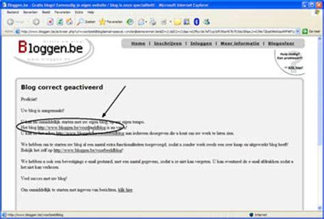 layout van een blog bloggen be gratis blog weblog eenvoudig je eigen