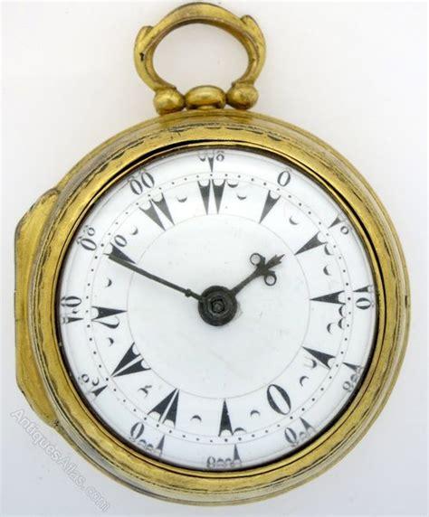 ottoman watch antiques atlas pocket watch ottoman dial london c1780