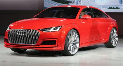 Audi Tt 2020 4 Door by Audi S New Tt Sportback Concept Revealed Ahead Of