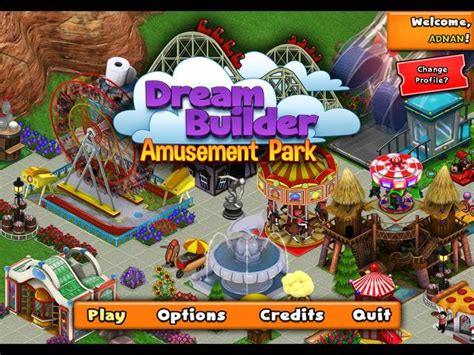 theme park builder welcome to my blog dream builder amusement park