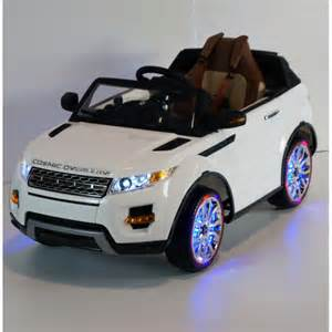 high end range rover sx 12v ride on power wheels