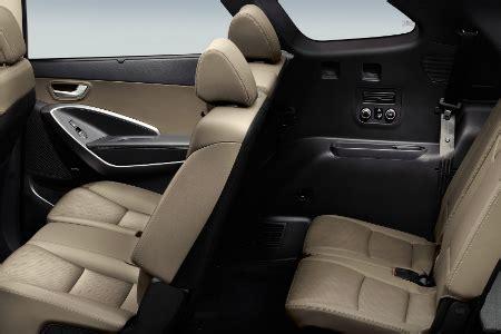 How Much Is A Hyundai Santa Fe by How Much Cargo Space Does The 2018 Hyundai Santa Fe