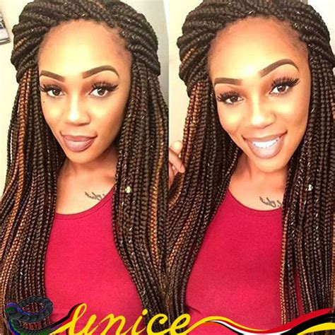 styles to pack braids 100g pack box braids crochet hair extensions 24 inches