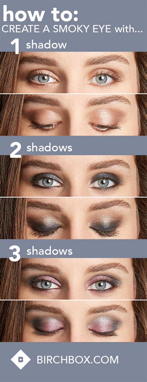 Liner Creates Smoky Lifestyle Magazine 2 by How To Create A Smoky Eye With One Two Or Three Shadows