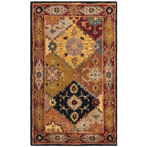 safavieh heritage accent rug in red multi hg926a 2 safavieh heritage multi red 4 ft x 6 ft area rug hg512b