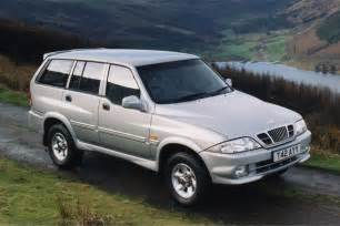 Daewoo Musso Daewoo Musso 4x4 1999 Car Review Honest