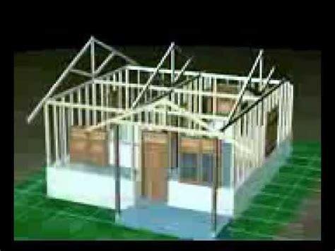 contoh design rumah minimalis sederhana  youtube