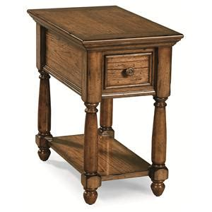 peters revington chairside table peters revington briarwood chairside cabinet with 3