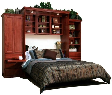 Bed With Storage And Headboard by Wallbed Depth Wilding Wallbeds