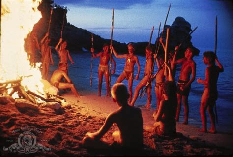 fire theme in lord of the flies you got your small fire all right lord of the flies