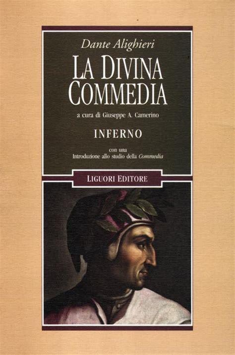 libro inferno libro la divina commedia inferno di dante alighieri