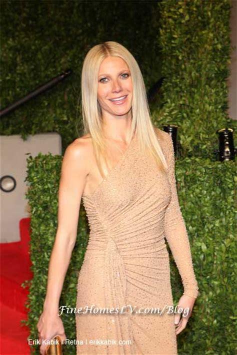 Vanity Fair Gwyneth Paltrow by Celebrate Oscar During The 2011 Vanity Fair