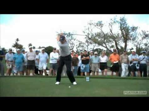 ernie els golf swing slow motion ernie els slow motion golf swing vision youtube