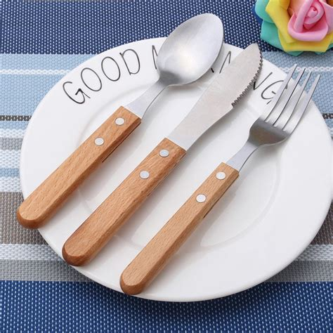 wooden handled cutlery wooden handled cutlery promotion shop for promotional