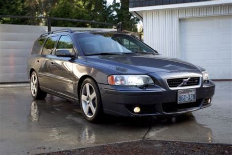 2006 volvo station wagon find used 2006 volvo v70 r station wagon v70r in lynnwood