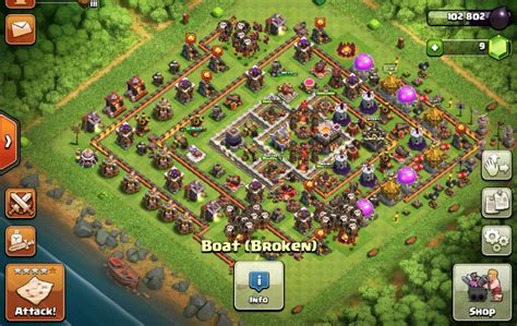clash of clans broken boat here s what we know about the mysterious boat on clash of