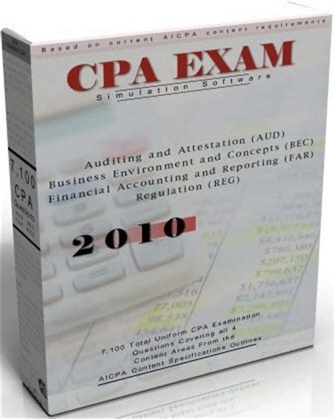 cpa exam sections cpa exam questions