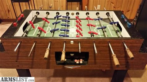 used foosball table for sale foosball table for sale garlando coperto coin op foosball